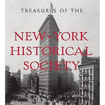 Skatter av New York Historical Society ved introduksjon av Louise Mirrer