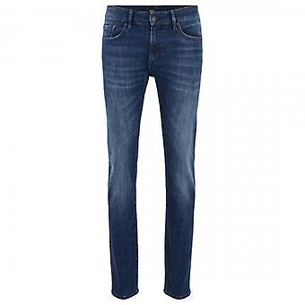 Boss Orange Boss Charleston BC Bike Blue 409 Extra Slim Jeans 50404513