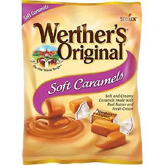 Werther's Original Soft Caramels 4.5 oz Bag