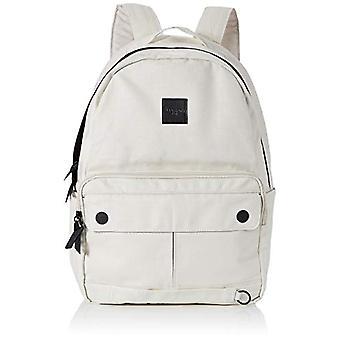 حقيبة ظهر Superdry Elsworth - حقائب ظهر بيضاء للنساء (أبيض ناعم) 35x20x45 سم (B x H T)