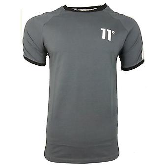 11 Degrees T-Shirts Taped Ringer T Shirt