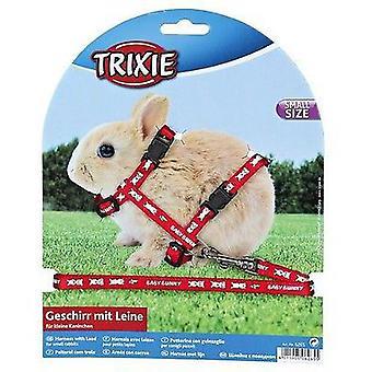 Trixie sele med leder for liten kanin (liten pets, fører & seletøy)
