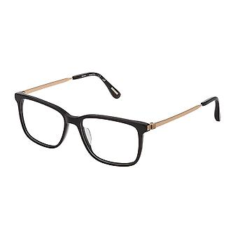 Dunhill VDH161M 0700 Shiny Black Glasses