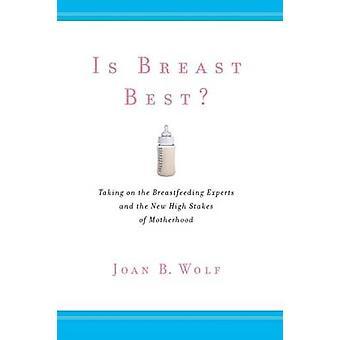 هو الثدي أفضل من قبل جوان B. وولف