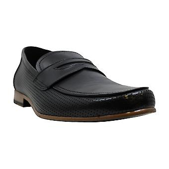 Alfani Men's Alfatech Blaine Penny Loafers, Created for Macy's - Black