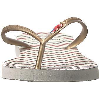 Havaianas Women-apos;s Slim Flip Flop Sandals, Americana