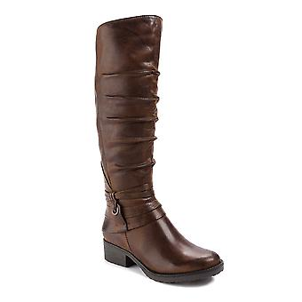 Bare Traps Womens Ophilia Closed Toe Knee High Fashion Boots