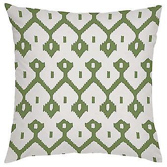 Gardenista Decorative Garden Cushion Cover 45x45 cm | Ivy Green | Zacht water - Bestand stof voor duurzaamheid | Waterdichte buitenkussenhoezen | Marokkaanse collectie voor tuinen