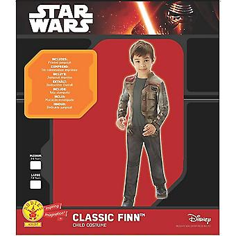 Star Wars Force Awakens Childrens/Kids Finn Costume