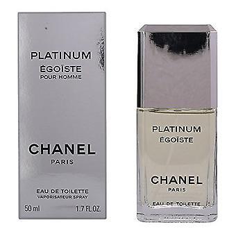 Menn's Parfyme Egoiste Platinum Chanel EDT