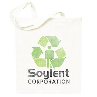 Soylent Green Corporation Totebag