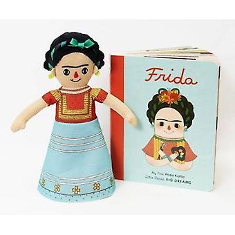 Frida Kahlo Doll and Book Set - For the Littlest Dreamers by Maria Isa