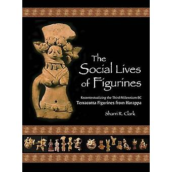 The Social Lives of Figurines by Sharri R. Clark - 9780873652155 Book