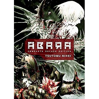 Abara - Complete Deluxe Edition by Tsutomu Nihei - 9781974702640 Book