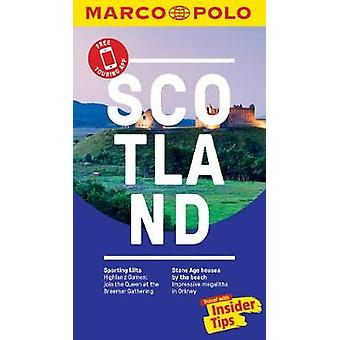 Scotland Marco Polo Pocket Travel Guide - with pull out map by Marco