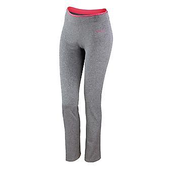 Spiro Womens/Ladies Fitness Trousers/Bottoms