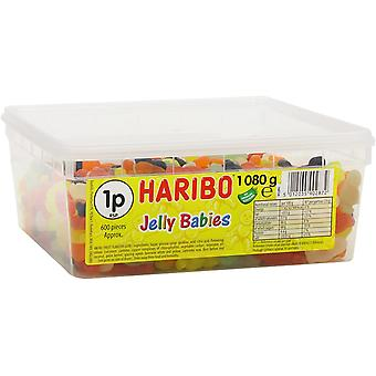 Haribo Jelly Babies (600) Pieces 1080g