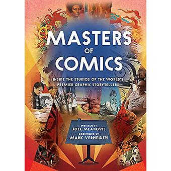 Masters of Comics by Joel Meadows - 9781683830696 Book