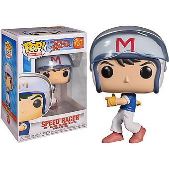 Speed Racer Speed with Helmet (with chase) Pop! Vinyl