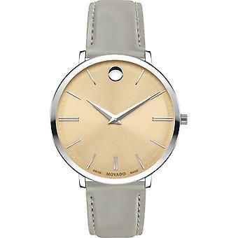 Movado - Montre-bracelet - Unisex - 0607372 - Ultra Slim -