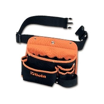Beta 020050020 2005 PA/S Tool Pouch Empty Made From Nylon With Belt