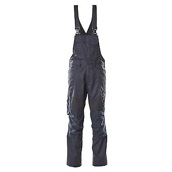 Mascot bib-brace overall stretch kneepad-pockets 18569-442 - accelerate, mens -  (colours 2 of 2)