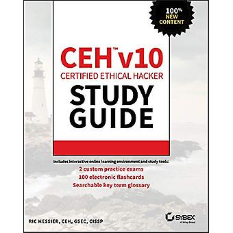 CEH v10 Certified Ethical Hacker Study Guide by Ric Messier - 9781119