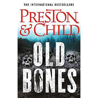 Old Bones by Douglas Preston - 9781838931056 Book