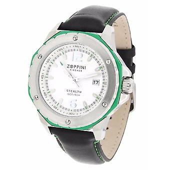 ZOPPINI Stealth Green Watch