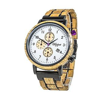 Men's Watch Waid Time Chronograph Gin LoverBerry - GY01W