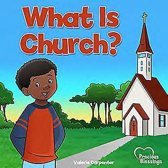 Kidz - What Is Church? - 9781628627831 Book