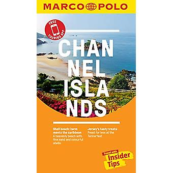 Channel Islands Marco Polo Pocket Guide - with pull out map by Marco