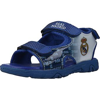 Real Madrid Sandalias S23961h  Color Azubla