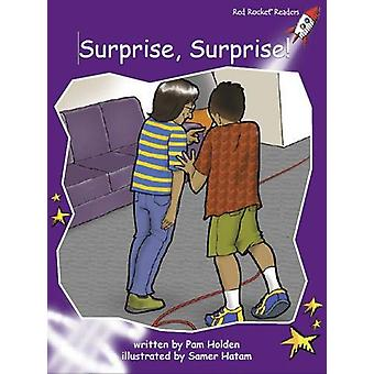 Surprise - Surprise! by Pam Holden - 9781927197875 Book