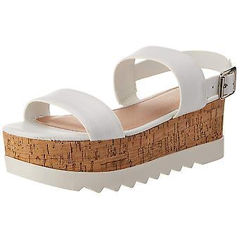 Madden Girl Women's Sugarr Wedge Sandal