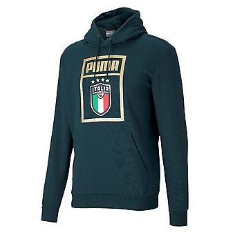 2020-2021 Italy DNA Hoody (Peacot) - Kids