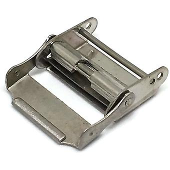 Watch bracelet clasps sliding clamp style stainless steel size 7mm to 18mm
