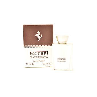 Ferrari Silver Essence Eau de Parfum 10ml Pour Lui Taille de voyage