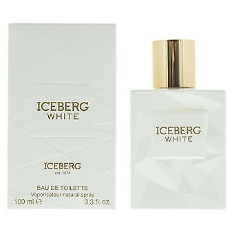 Iceberg White Eau de Toilette 100ml Spray For Her