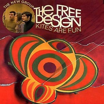 Free Design - Kaites Are Fun [CD] USA import