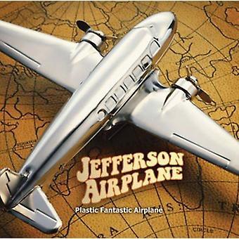 Jefferson Airplane - Plastic Fantastic Airplane [CD] USA import