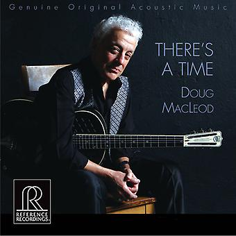 Doug Macleod - There's a Time [CD] USA import