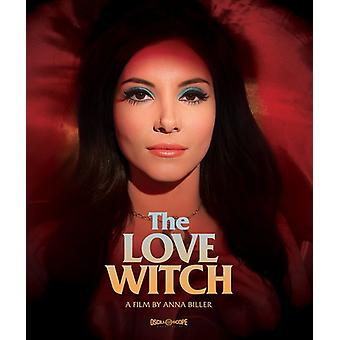 Love Witch [DVD] USA import