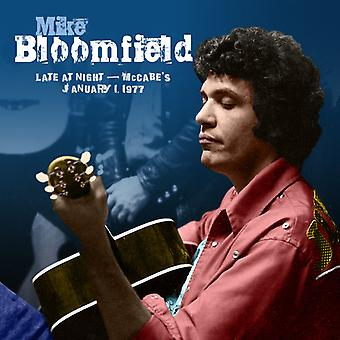 Mike Bloomfield - Late at Night: Mccabes January 1;1977 [CD] USA import
