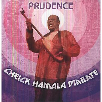 Cheick Hamala Diabate - Prudence EP [Vinyl] USA import