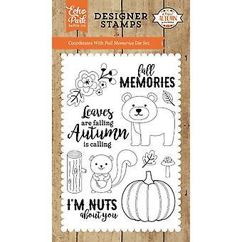 Echo Park un sello perfecto de otoño otoño recuerdos