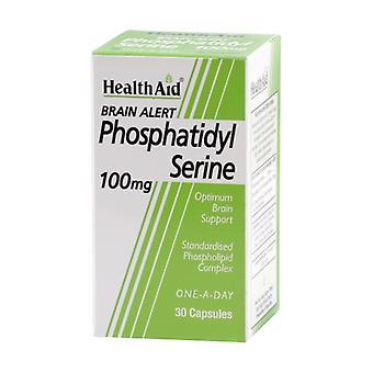 Phosphatidylserine Brain Alert 30 capsules