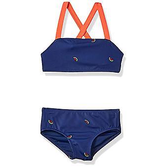 Essentials Girl's 2-osainen bikinisetti, vesimelonit, XXL