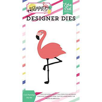 Echo Park Cool Flamingo kuolee