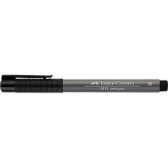 Faber Castell Indian Ink Artist Pen Brush 233 Cold Grey Iv